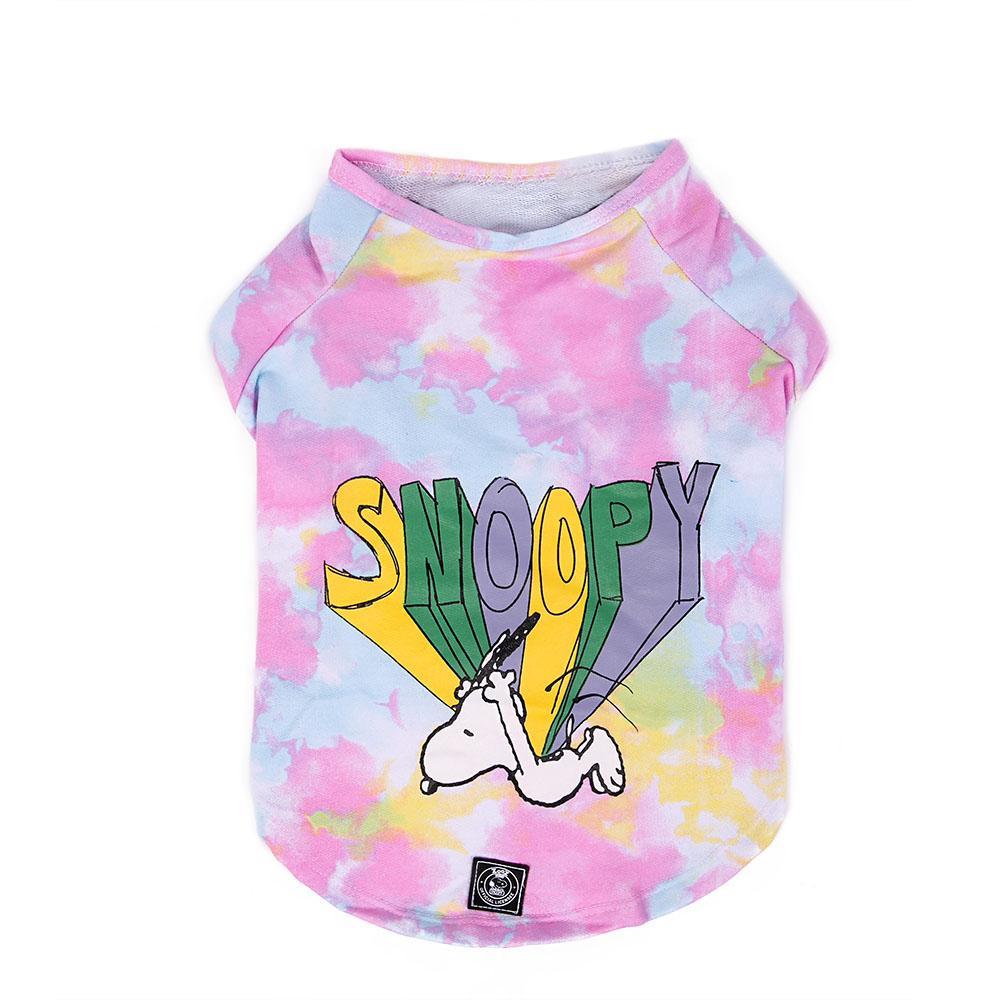Camiseta de Inverno Zooz Pets Snoopy Fly  - Focinharia