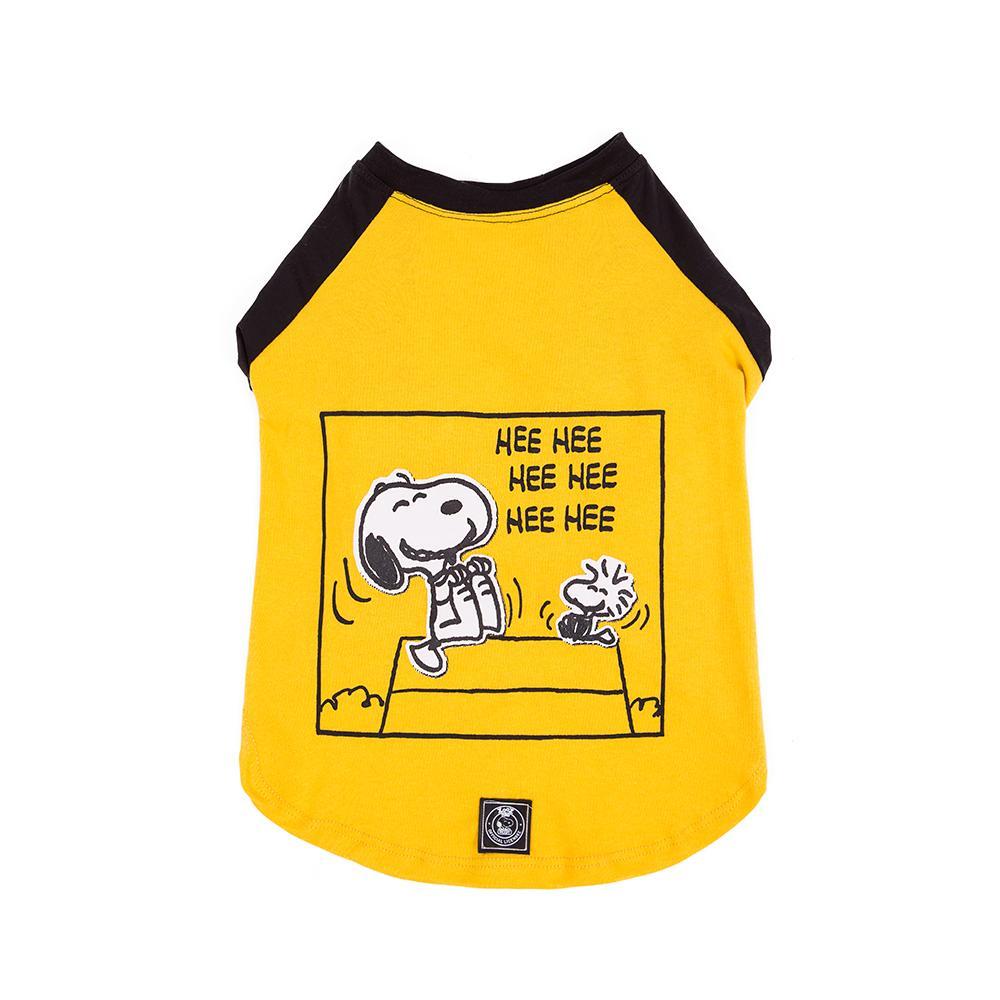 Camiseta Zooz Pets Snoopy Hee  - Focinharia