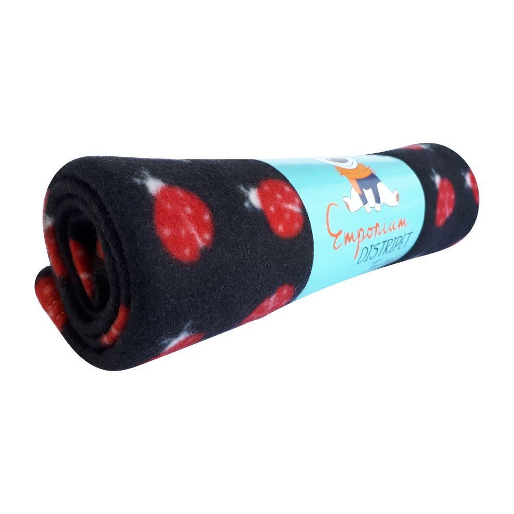 Cobertor Soft Emporium Distripet Joaninhas  - Focinharia