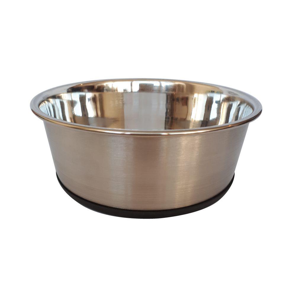 Comedouro de Inox Jambo para Cães  - Focinharia