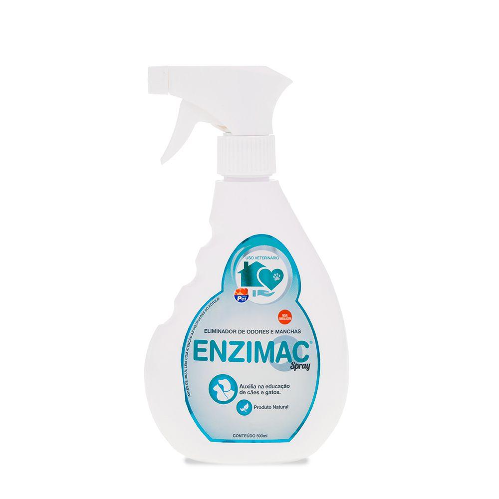 Eliminador de Odores Enzimac 500 mL  - Focinharia