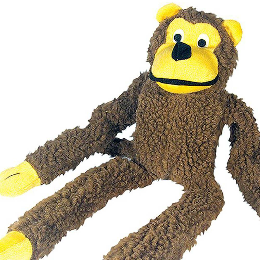 Brinquedo Chalesco Macaco de Pelúcia  - Focinharia