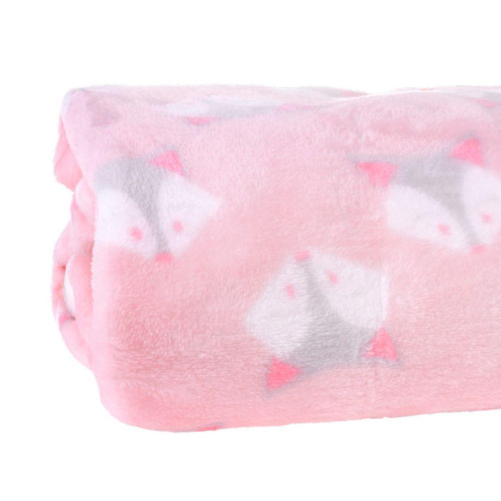 Manta de Microfibra Premium Bene Casa Baby Fox  - Focinharia