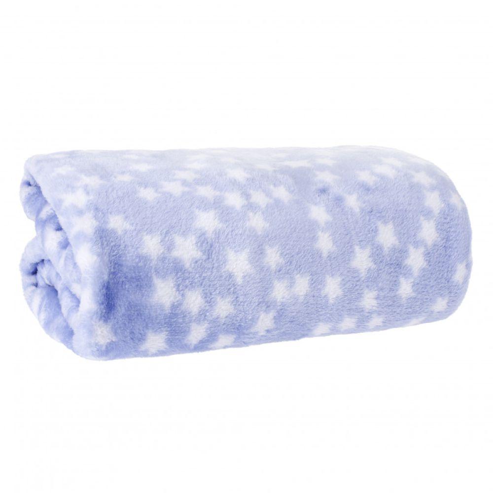 Manta de Microfibra Premium Bene Casa Baby Stars  - Focinharia