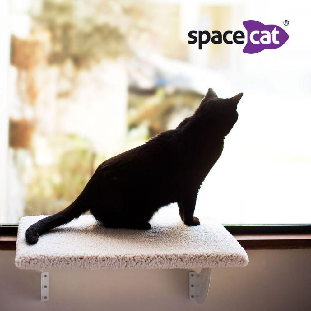 Prateleira de Janela para Gato Gatton SpaceCat Orion  - Focinharia