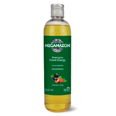 Shampoo Pet Society Megamazon Forest Energy  - Focinharia