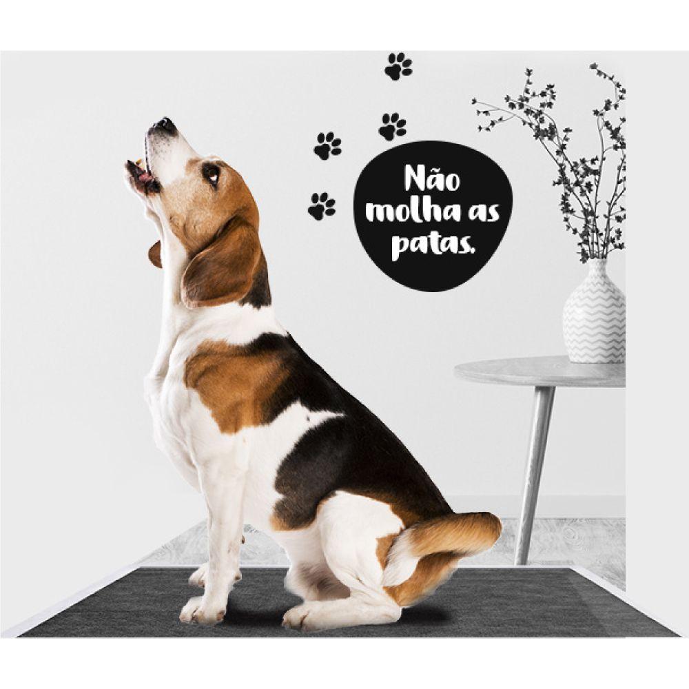 Tapete Higiênico Akol Dog Ultra Absorvente Pequenos Cães  - Focinharia