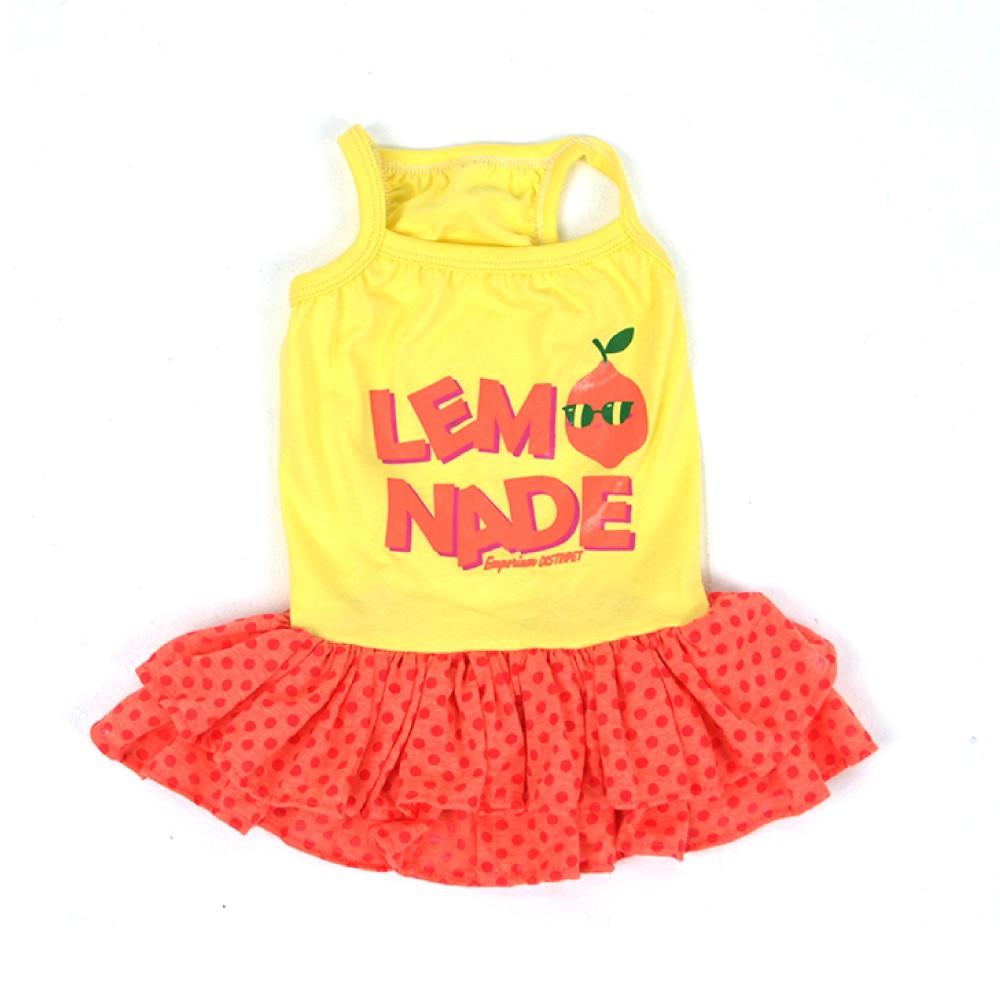 Vestido Emporium Distripet Lemonade  - Focinharia