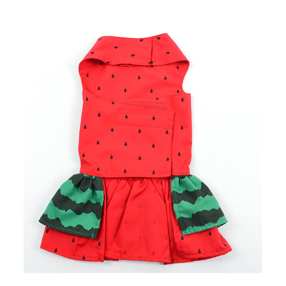 Vestido Emporium Distripet Melancia  - Focinharia