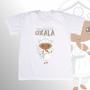 Camiseta Oxalá Baby sem franja