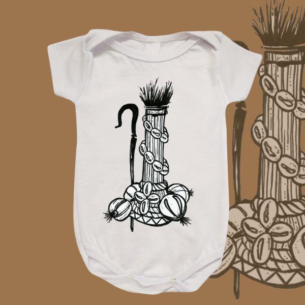 Body Infantil - Ferramenta Xaxará