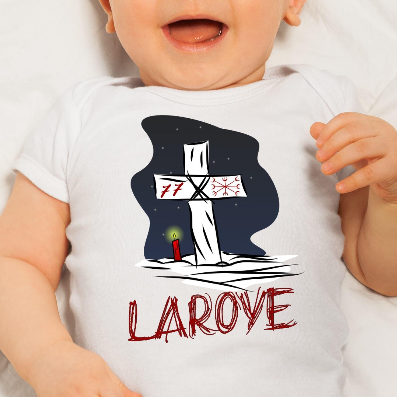 Body Infantil - Laroye