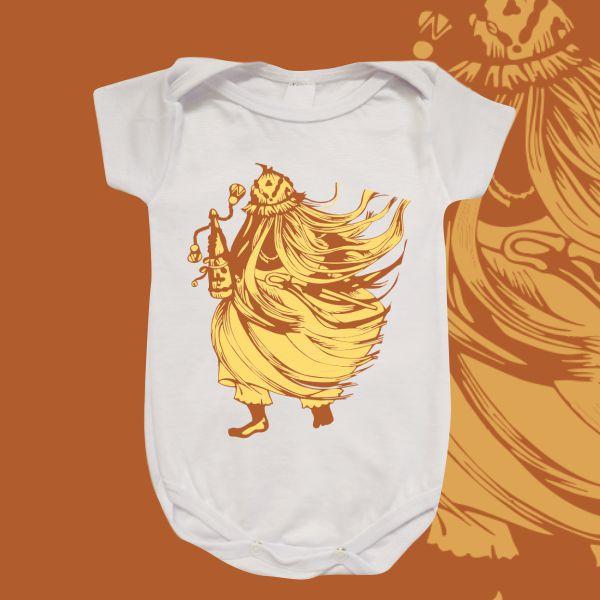 Body Infantil - Obaluaiê &; Omolu desenho