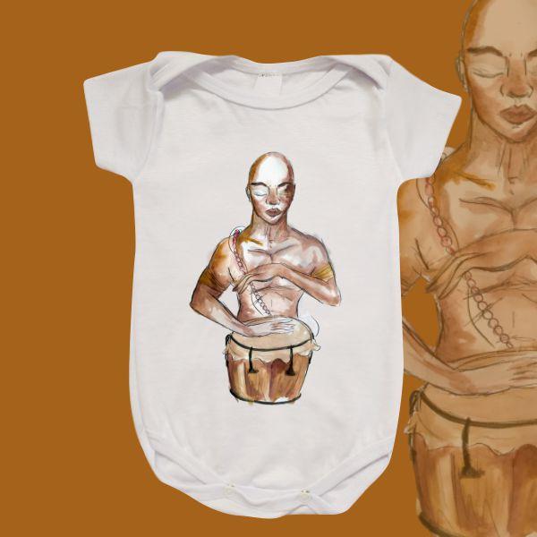 Body Infantil - Ogã