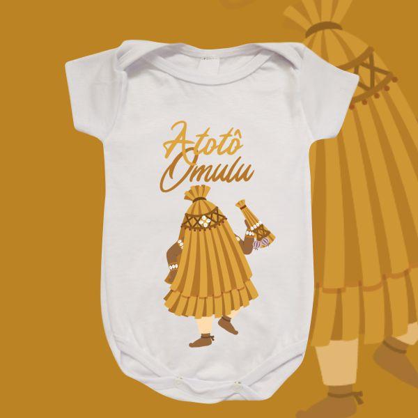 Body Infantil - Omulu sem cenário