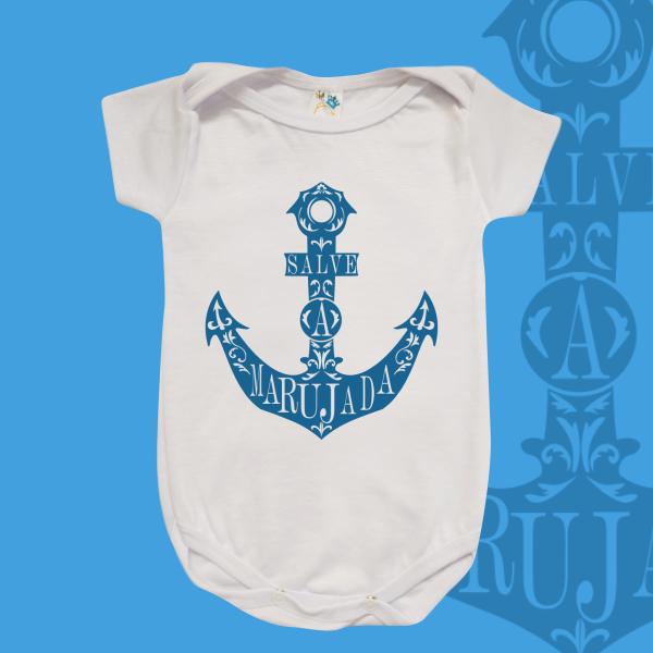 Body Infantil - Salve a Marujada