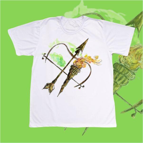 Camiseta Adulto -  Ferramenta Oxossi / Odé
