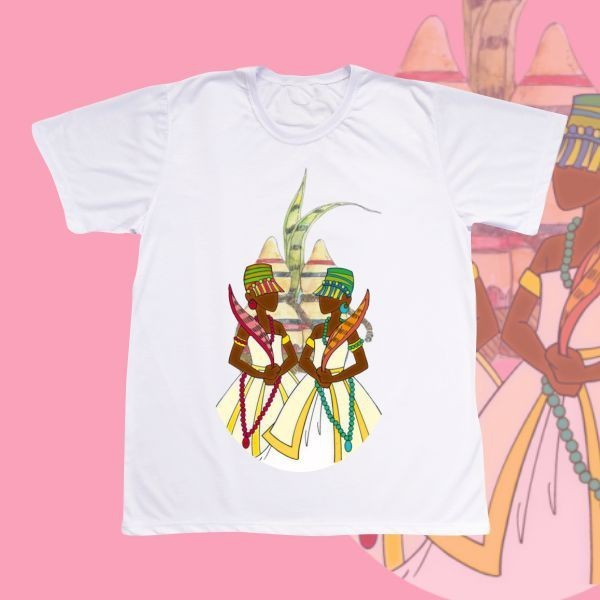 Camiseta Ibeji Meninas
