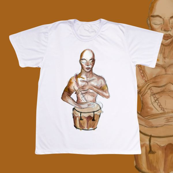 Camiseta Adulto -  Ogã