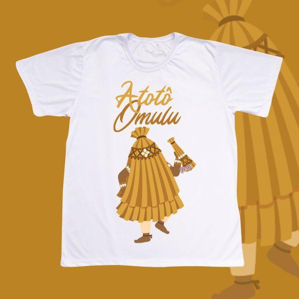 Camiseta Adulto -  Omulu sem cenário