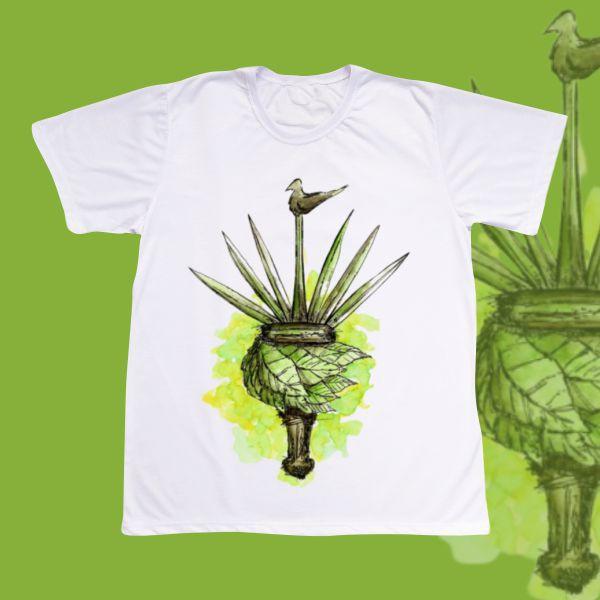 Camiseta Ossain ferramenta