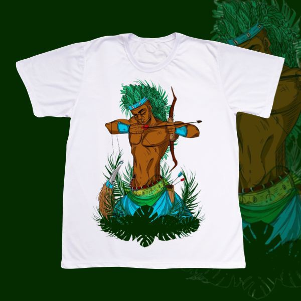 Camiseta Oxossi caçador