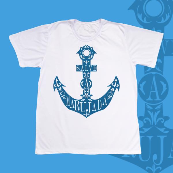Camiseta Adulto -  Salve a Marujada