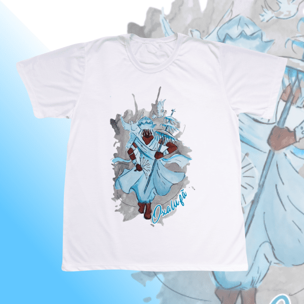Camiseta Adulto -  Oxalufã