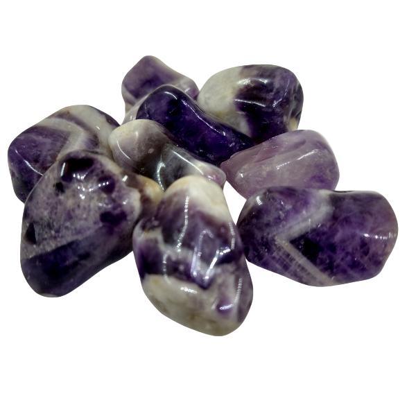 Pedra Ametista Cacoxenita - unidade