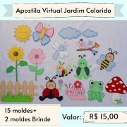 Apostila Virtual Jardim Colorido