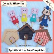 Apostila Virtual Três Porquinhos