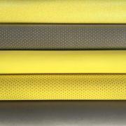 Combo de EVA Cinza e Amarelo