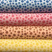 Combo de EVA Florzinhas Pastel Color