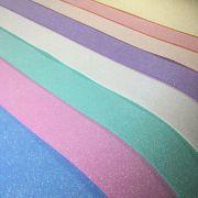 Combo de EVA Glitter Candy - 08 folhas