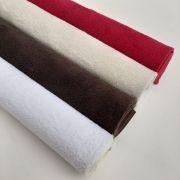 Folha de Eva Com Tecido Peluciado 40x30 cm