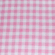 Folha de Eva Com Tecido Xadrez Rosa