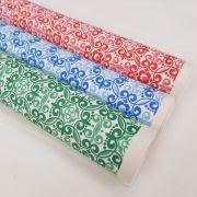 Folha de Eva Estampado Azulejo Português