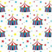 Folha de Eva Estampado Circo