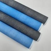 Folha de Eva Estampado Jeans