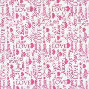 Folha de EVA Estampado Love