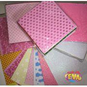 Kit de Retalhos Sortido 20 X 20 cm