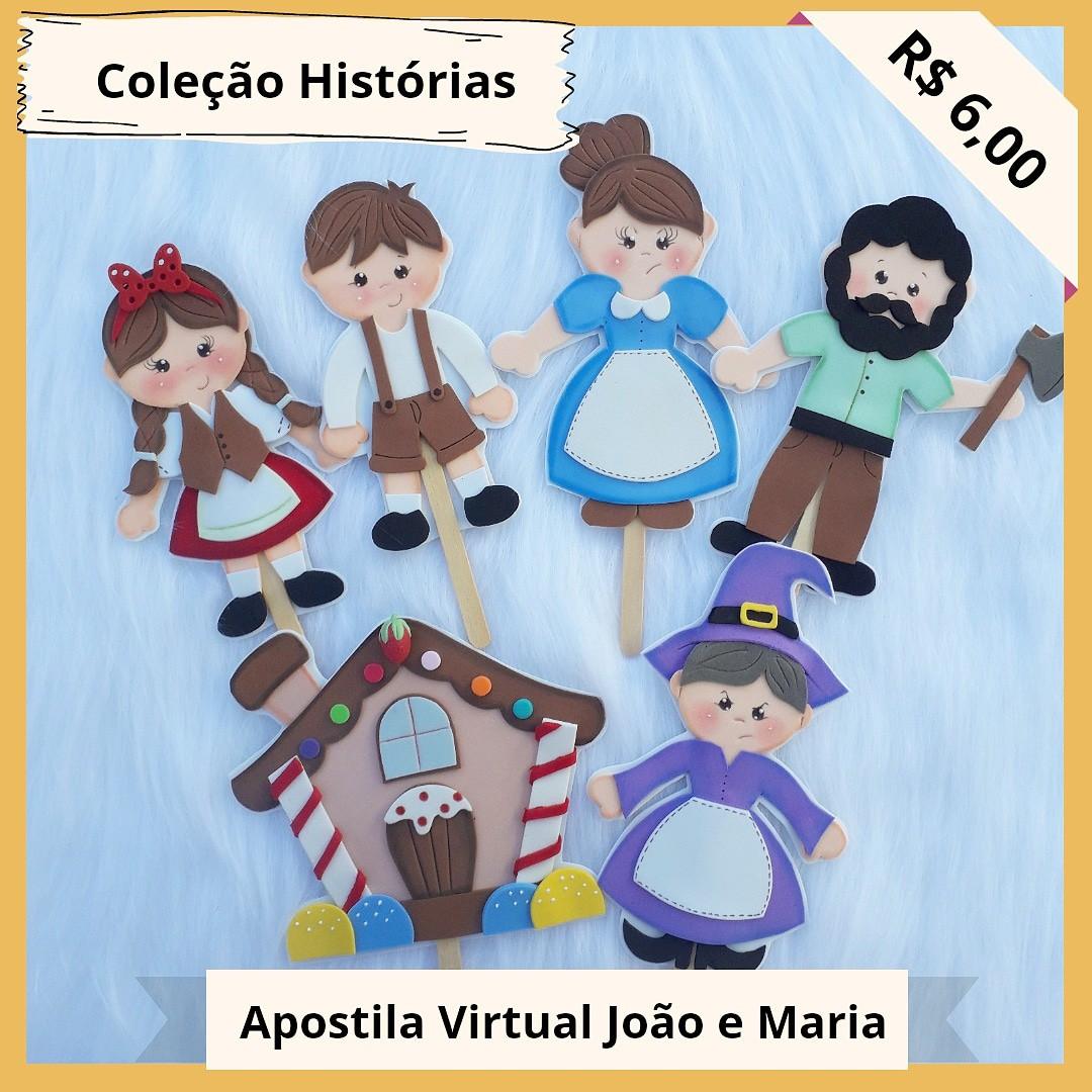 Apostila Virtual João e Maria
