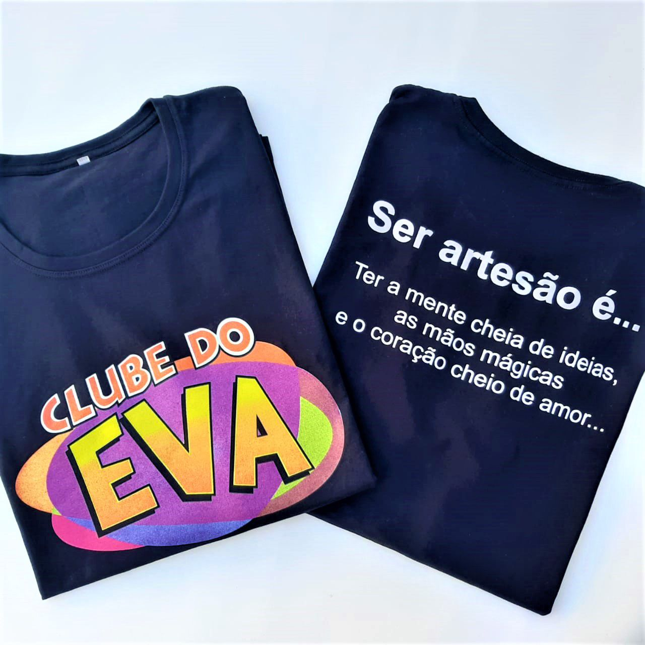 Camiseta Clube do EVA