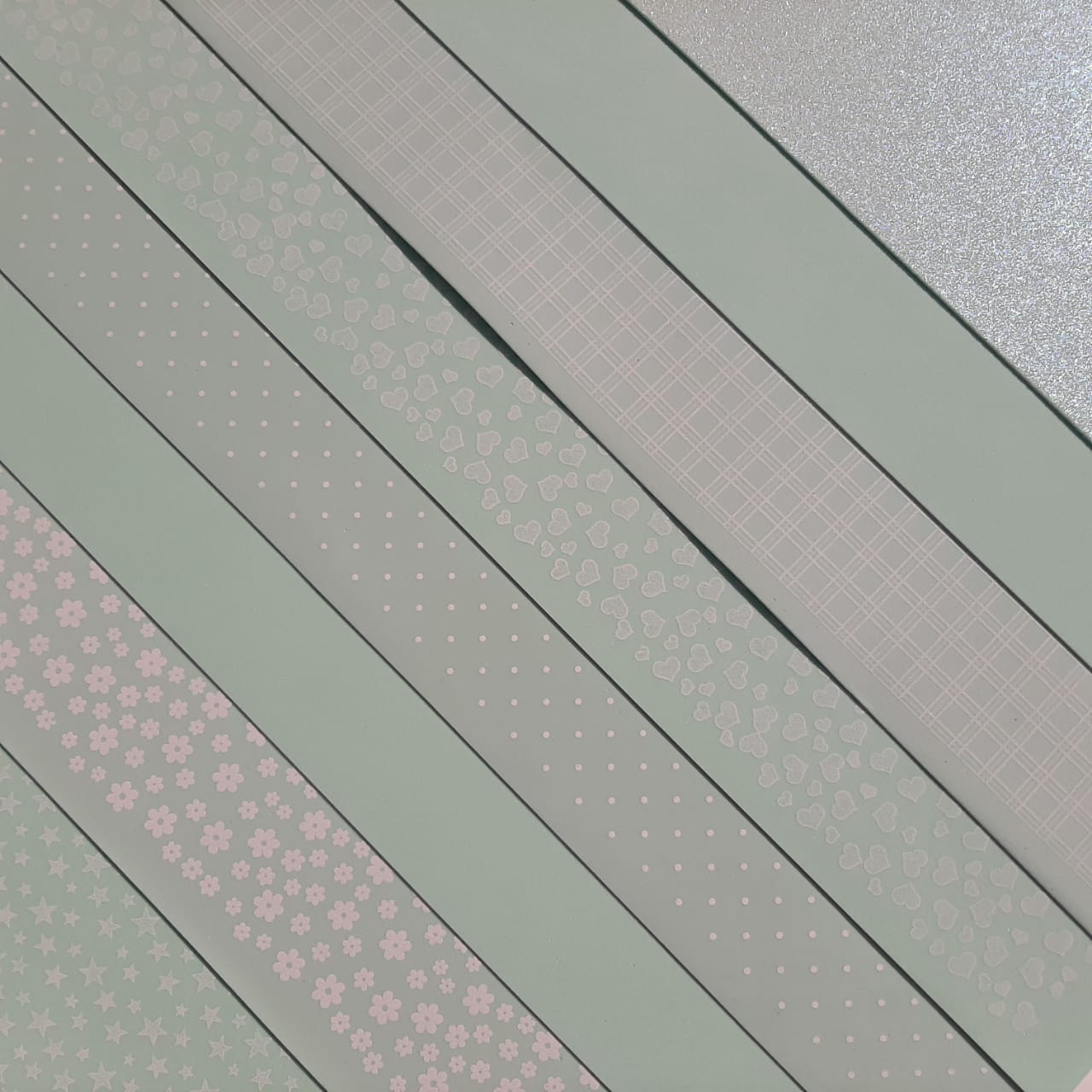 Combo de Eva Verde Hortelã