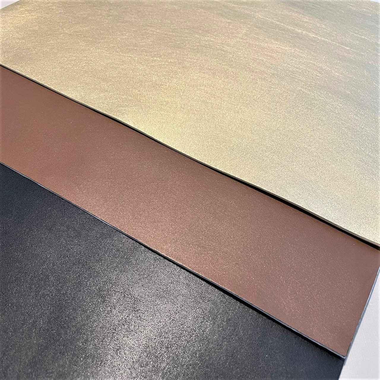 Folha de Eva Com Tecido Leather - similar ao Couro 40x30 cm