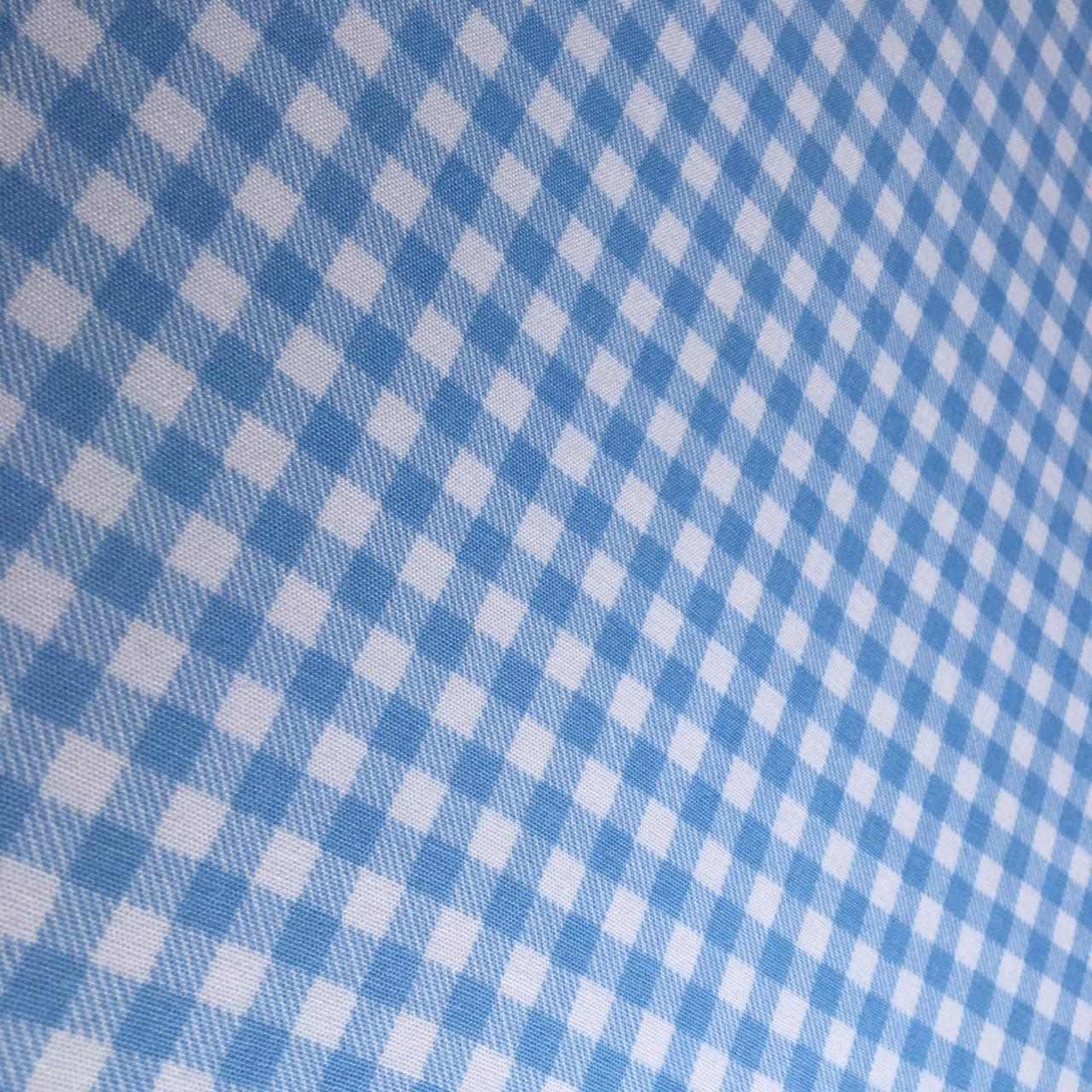 Folha de Eva Com Tecido Xadrez 40x30 cm