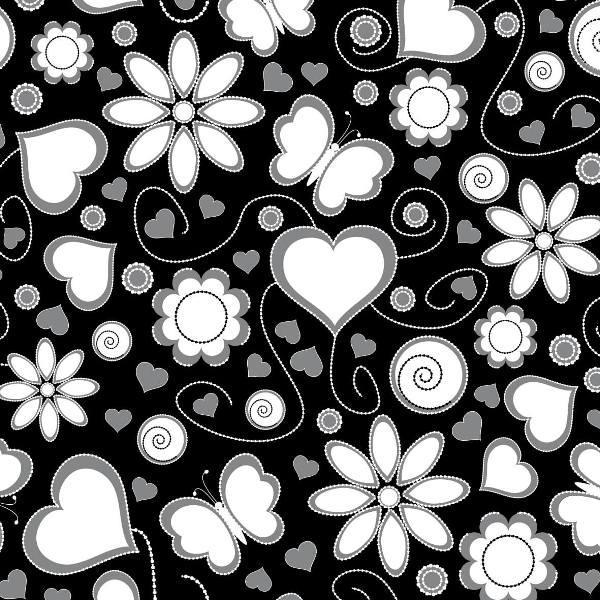 Folha de EVA Estampado Amor