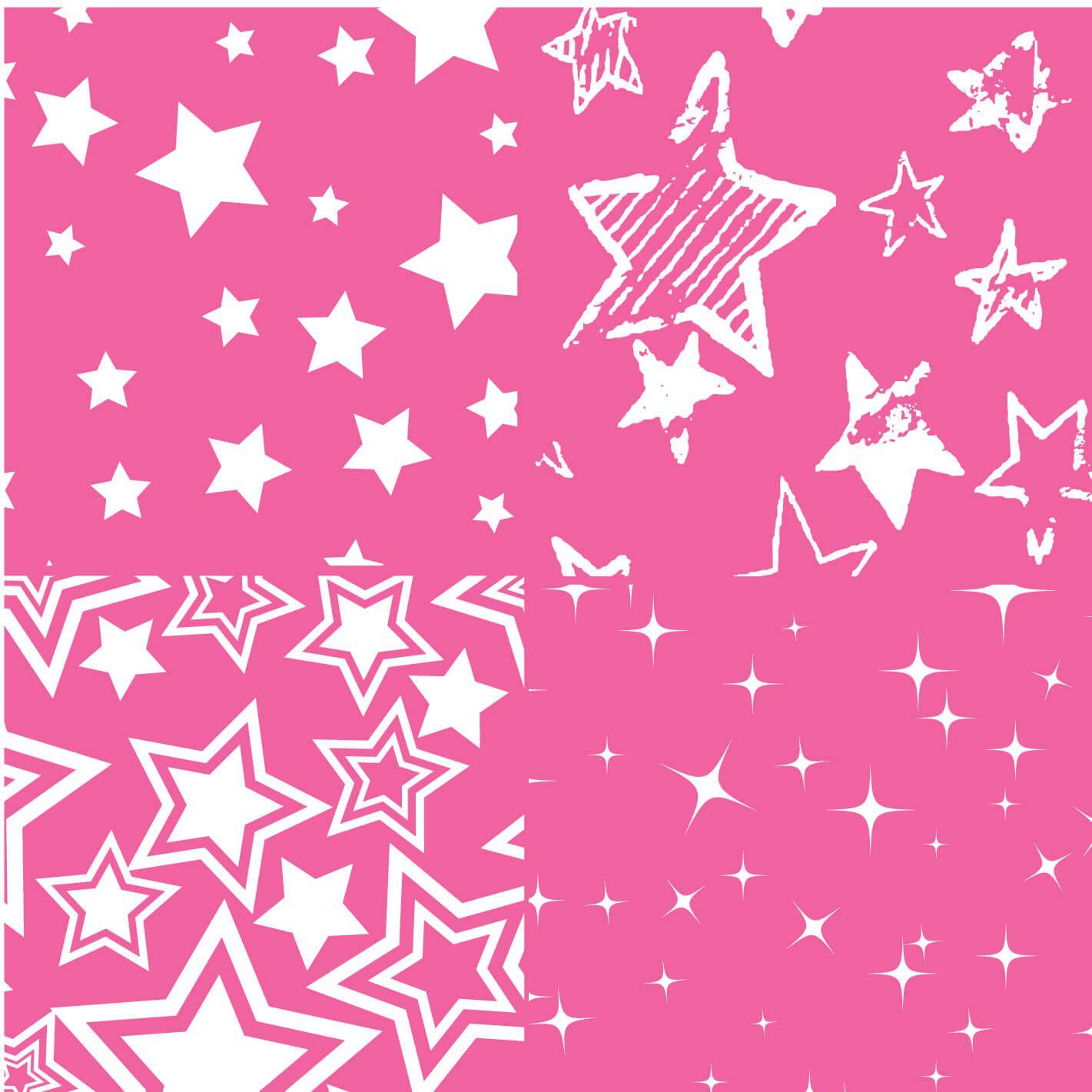Folha de Eva Estampado Estrelas 4x1