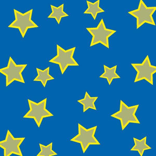 Folha de EVA Estampado Estrelas
