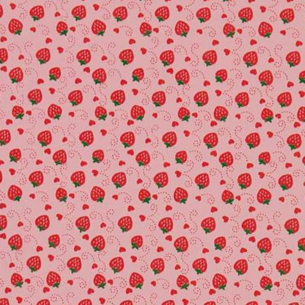 Folha de Eva Estampado Frutas